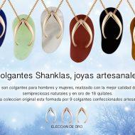 coleccion de joyas artesanales Shankla