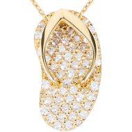 Exclusive Yellow Gold Diamond Shankla