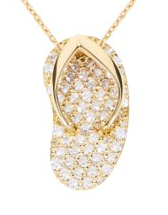 Exclusive Yellow Gold Diamond Shankla